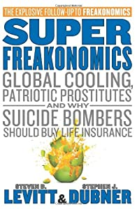 "Cover of ""SuperFreakonomics: Global Cooli..."