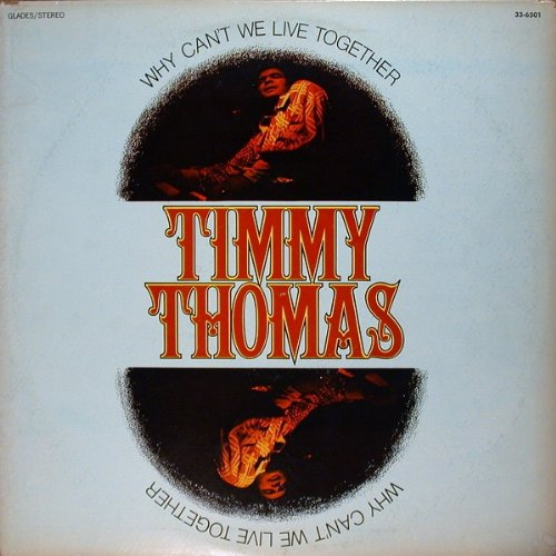 Timmy Thomas-Why Cant We Live Together-REMASTERED-CD-FLAC-2013-WRE Download