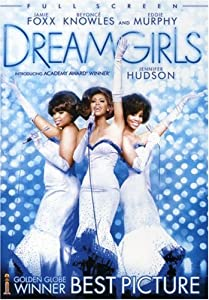 """Cover of """"Dreamgirls (Full Screen Edition..."""