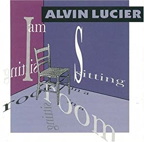 """Cover of """"I Am Sitting in a Room"""""""