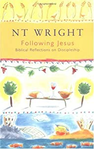 "Cover of ""Following Jesus"""