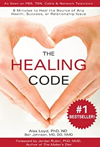 "Cover of ""The Healing Code"""