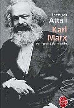 Livres Couvertures de Karl Marx Ou L'esprit Du Monde