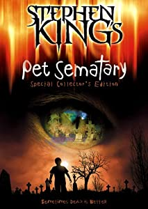 "Cover of ""Pet Sematary (Special Collector..."