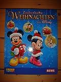 Rewe / Toom Sammelalbum Zauberhafte Weihnachten mit Disney Buch Heft Album