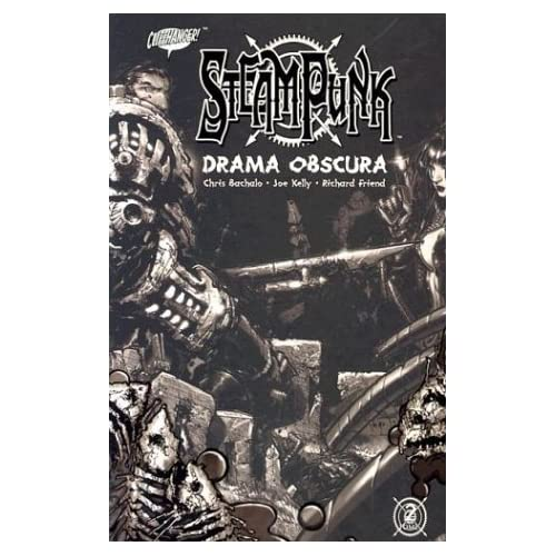 Steampunk: Drama Obscura