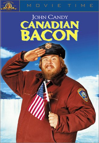 "Cover of film ""Canadian Bacon"""