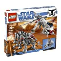 LEGO Star Wars Republic Dropship with AT-OT Walker (10195)
