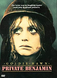 "Cover of ""Private Benjamin (Full Screen E..."