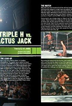 Livres Couvertures de WWE: 100 Greatest Matches