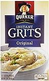Quaker Instant Grits - 12 oz