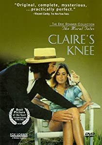 """Cover of """"Claire's Knee"""""""