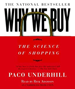 "Cover of ""Why We Buy: The Science of Shop..."