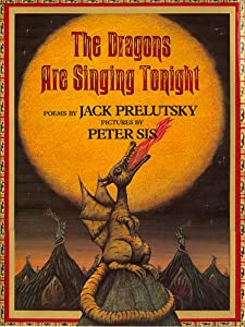 "Cover of ""The Dragons Are Singing Tonight..."