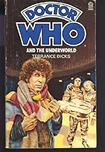 "Cover of ""Doctor Who and the Underworld"""