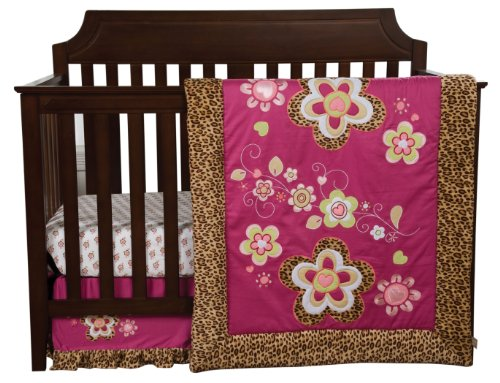 Cheetah Print Crib Bedding