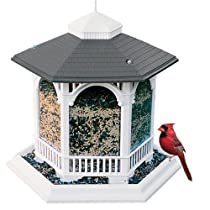 Cherry Valley Feeders Deluxe Gazebo Bird Feeder