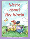 Write About My World Student and Teacher
