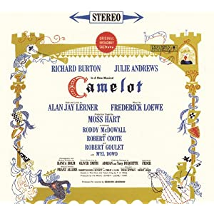 CAMELOT 1960 OBC