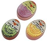 これであなたもゆで卵名人になれちゃいます♪【エッグタイマー】3色から♪アメリカン雑貨アメリカ雑貨 (イエロー)