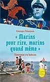 Simenon en bateau par Georges Simenon