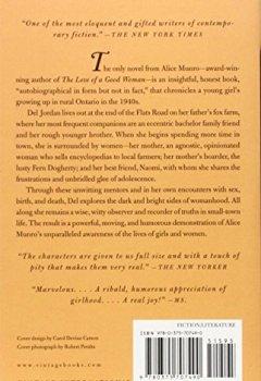 Livres Couvertures de Lives of Girls and Women: A Novel