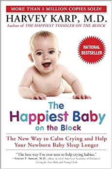 The Happiest Baby on the Block Cover