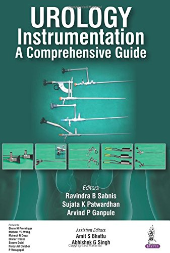 Urology Instrumentation:A Comprehensive Guide