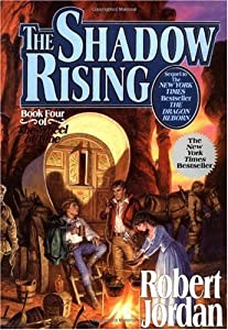 "Cover of ""The Shadow Rising (The Wheel of..."