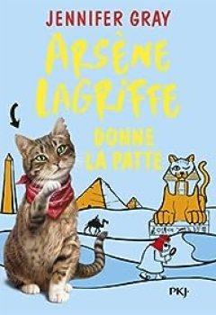 Livres Couvertures de Arsène Lagriffe Donne La Patte