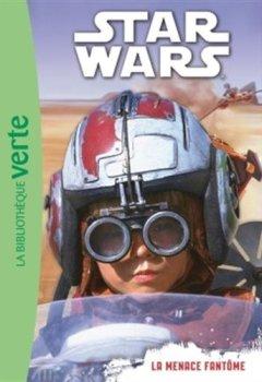 Livres Couvertures de Star Wars 01 - Episode 1 (6-8 ans) - La menace fantôme