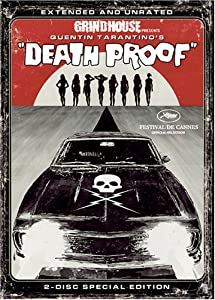 "Cover of ""Grindhouse Presents, Death Proo..."