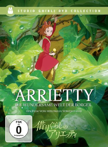 Arrietty - Die wundersame Welt der Borger (Studio Ghibli Collection) [2 DVDs] [Special Edition]