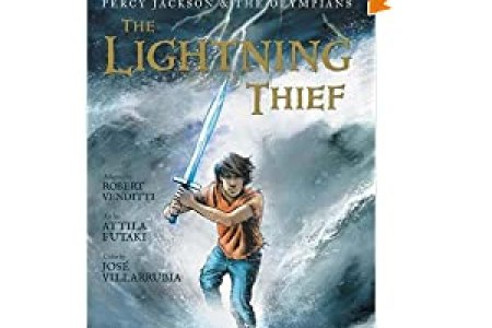 best book to read 2018 the percy jackson and the olympians book