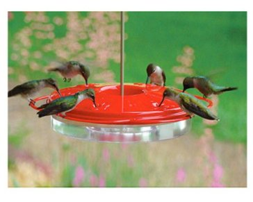 The Audubon NAH1 Hummingbird Feeder