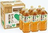[2CS]サントリー GREEN DA・KA・RA やさしい麦茶 (2L×6本)×2箱
