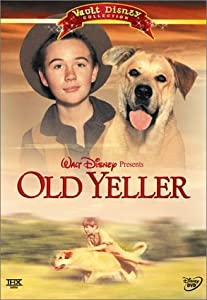 """Cover of """"Old Yeller (Vault Disney Collec..."""