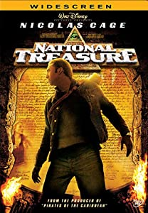 "Cover of ""National Treasure (Widescreen E..."