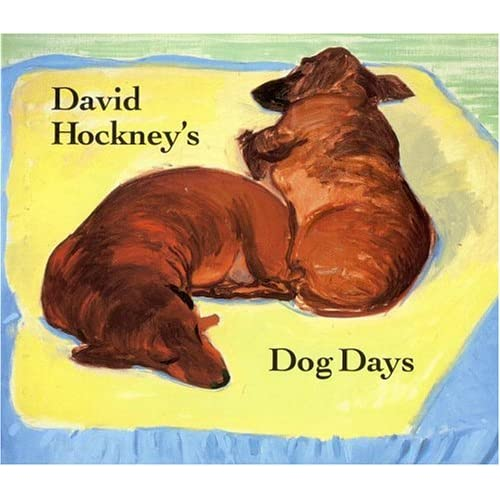 Hockney's Dachshunds