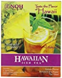 NOH Foods of Hawaii Hawaiian Iced Tea 4-Count, 3 Ounce Units (Pack of 6)