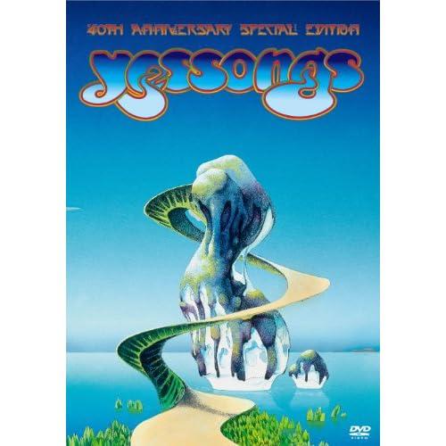 イエスソングス 40周年記念HDニューマスター版 [DVD]をAmazonでチェック!