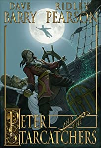 "Cover of ""Peter and the Starcatchers"""