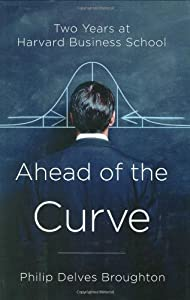 """Cover of """"Ahead of the Curve: Two Years a..."""