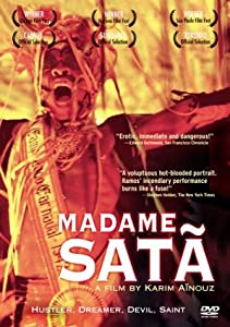 "Cover of ""Madame Sata"""