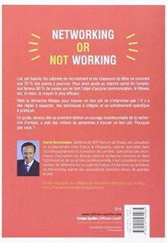 Livres Couvertures de Trouver le bon job grâce au Réseau: Les 10 facteurs clés de succès pour trouver un emploi. Les