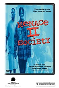 "Cover of ""Menace II Society"""