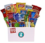 Student Survival Kit - College Care Package Full of Great Snacks and Handy Study Tools