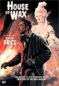 "Cover of ""House of Wax"""
