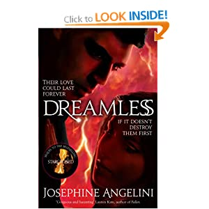 Starcrossed:Dreamless - Josephine Angelini