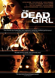 "Cover of ""The Dead Girl"""